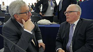 Брюссель: экстренный саммит лидеров стран еврозоны для обсуждения ситуации в Греции