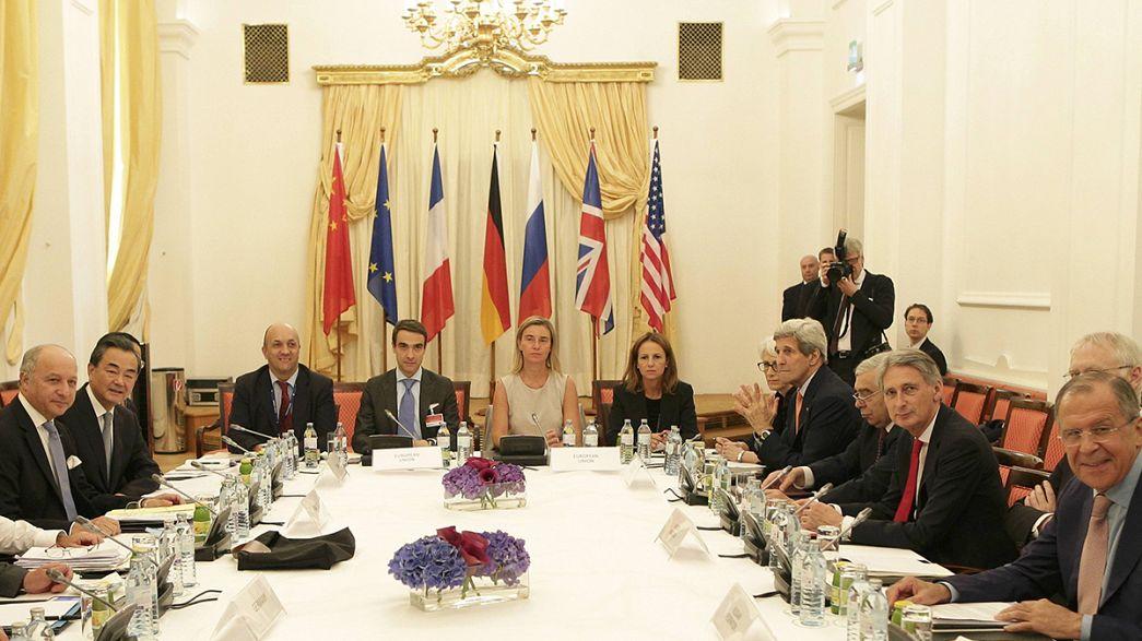 A fegyverembargó az iráni atomprogram kulcskérdése