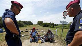 Alarm bells sounded over plight of refugees crossing the Balkans