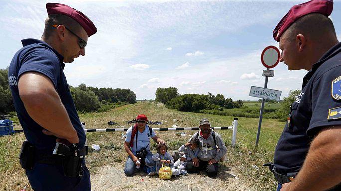 La Serbie et la République de Macédoine ploient sous le nombre de migrants, parfois maltraités