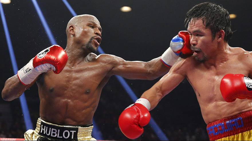 Mayweather stripped of WBO title
