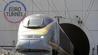 Migrant dies in Channel Tunnel after jumping on UK-bound train