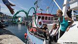 [En directo] Encuentro con los periodistas de euronews presentes en la Flotilla de la Libertad