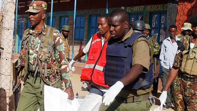 """""""Cani katiller Kenya'yı korkutamaz"""""""