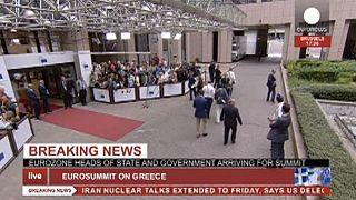 LIVE aus Brüssel: EU-Sondergipfel zur Griechenland-Krise
