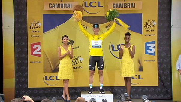 Tour de France: Πρωτοπόρος ο Τόνι Μάρτιν