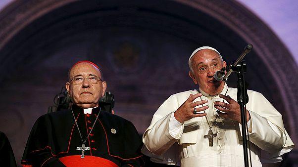 Ecuador: messa oceanica di Papa Francesco a Quito