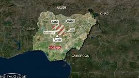 Nigeria: 25 killed in suspected Boko Haram suicide blast