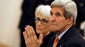"""""""Jetzt oder nie"""": Frist für Atomverhandlungen mit dem Iran auf Freitag verschoben"""