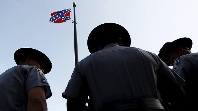 Le drapeau confédéré ne flottera plus en Caroline du Sud