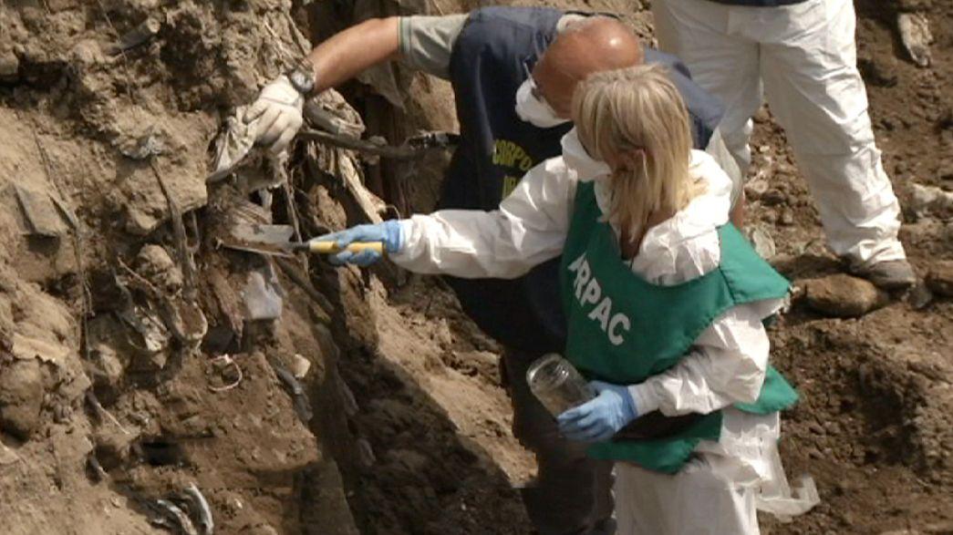 """Italia lucha contra el tráfico de residuos ilegales en la """"Tierra de los Fuegos"""""""