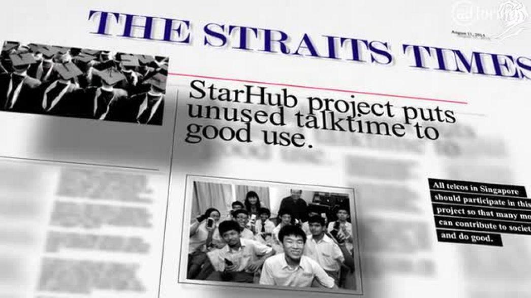 Case Study (StarHub)