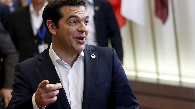 A hét végéig megoldás születhet a görög adósságválságra