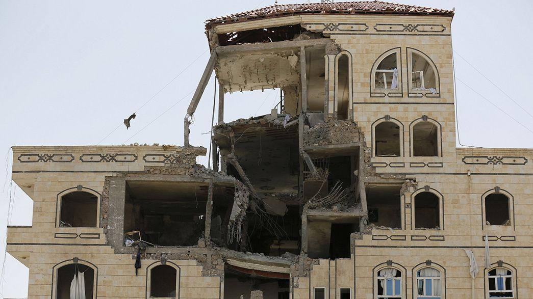Mais um dia sangrento no Iémen