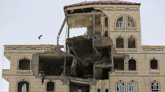 Jemen: IS-Anschlag in Jemen - Luftschläge der Militärkoalition