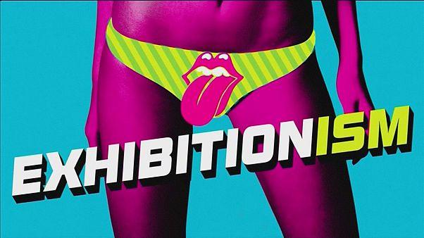 """O """"Exibicionismo"""" dos Rolling Stones em Londres"""