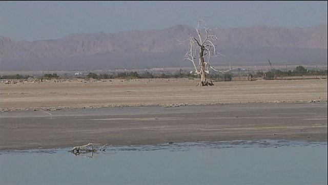 Salton Sea: Um lago que deixa problemas de saúde enquanto desaparece