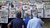Yunan borç krizi Avrupalıların tek gündemi oldu