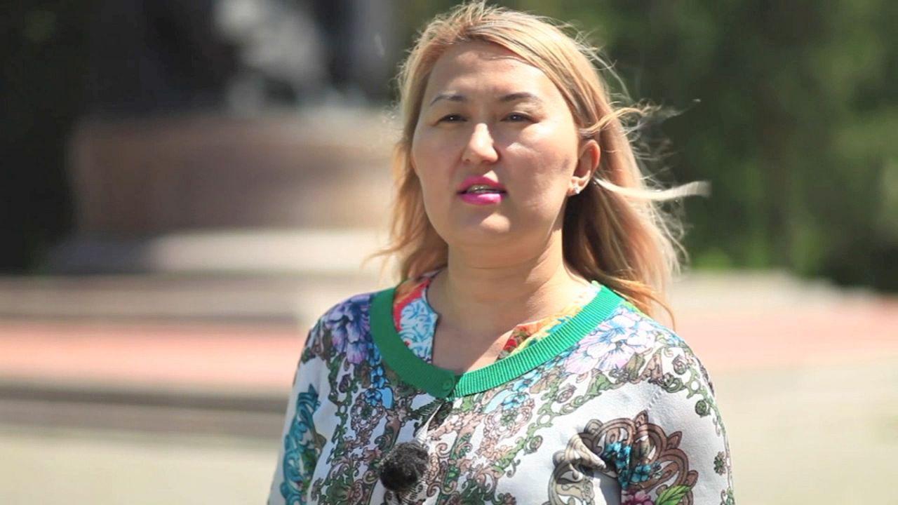 Астана: памятник основателям Казахского ханства Керею и Жанибеку