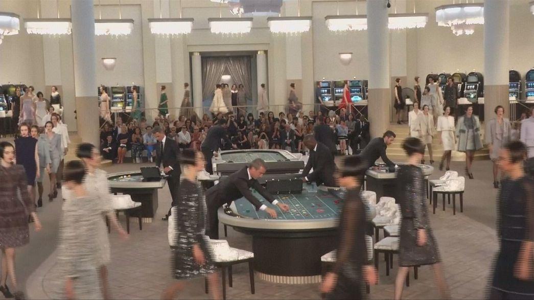 El casino parisino de la alta costura de Chanel
