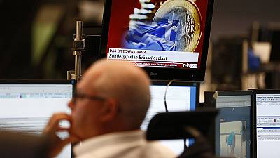 European markets rebound as Greece works on new reform package