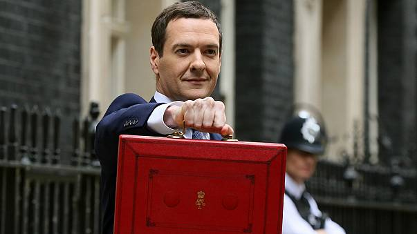 British Chancellor introduces living wage and cuts benefits