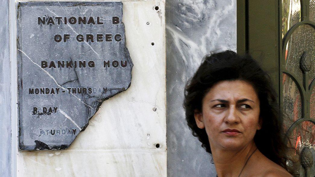 Pesszimizmus uralkodik a görög utcákon