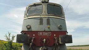 O comboio ganha embalo