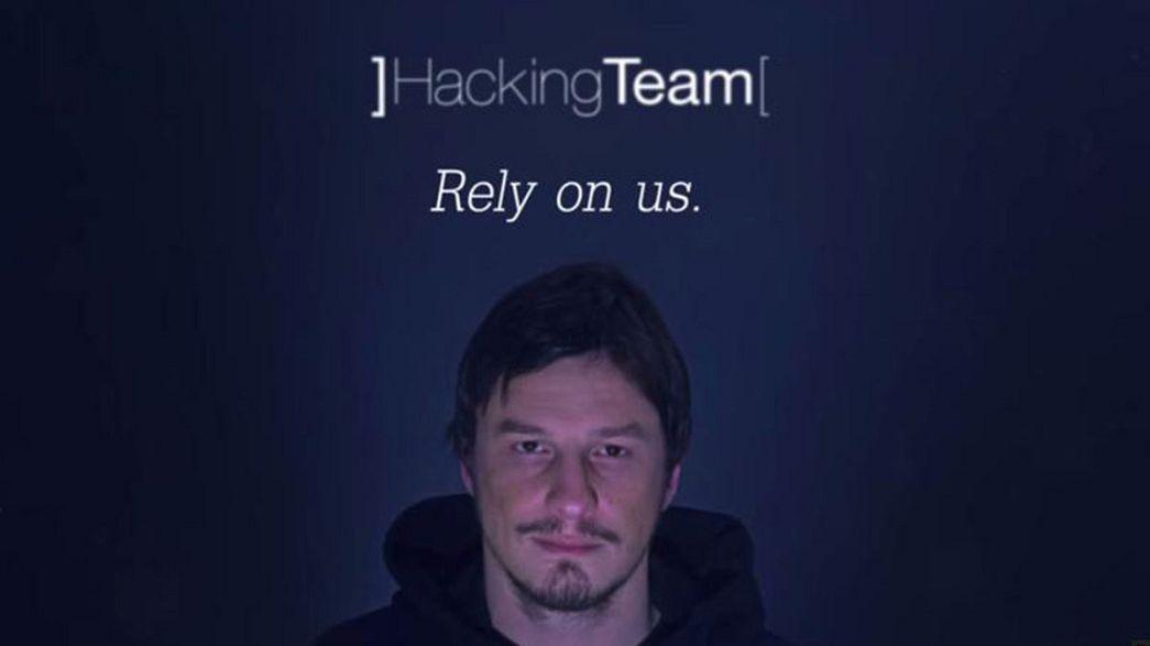 La société d'espionnage Hacking Team fournissait des pays européens