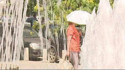 Hitzewelle jetzt in Rumänien