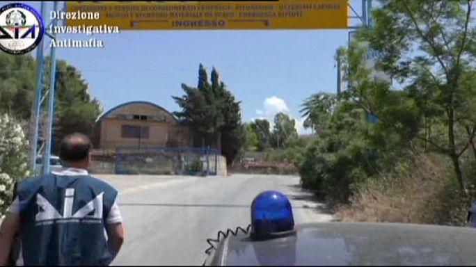 Mafia-Verdacht: Vermögenswerte von 1,6 Milliarden Euro beschlagnahmt