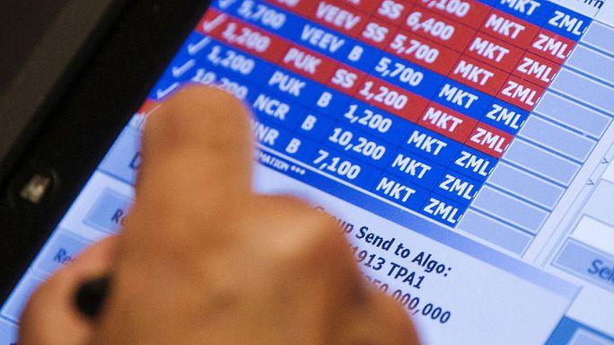 США: компьютерный сбой на бирже, в авиакомпании и газете