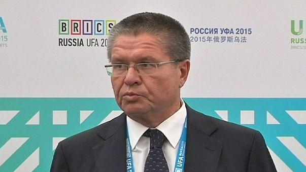 BRICS: Greece dominates the agenda in Ufa
