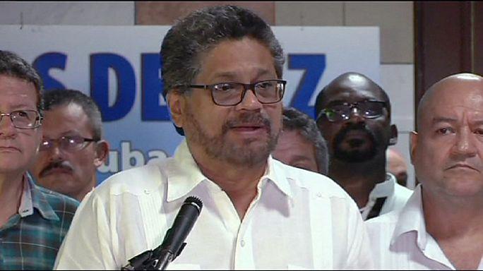 FARC объявила о новом прекращении огня