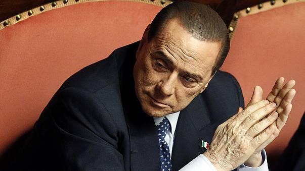 Berlusconi sentenced in bribery case, unlikely to serve time