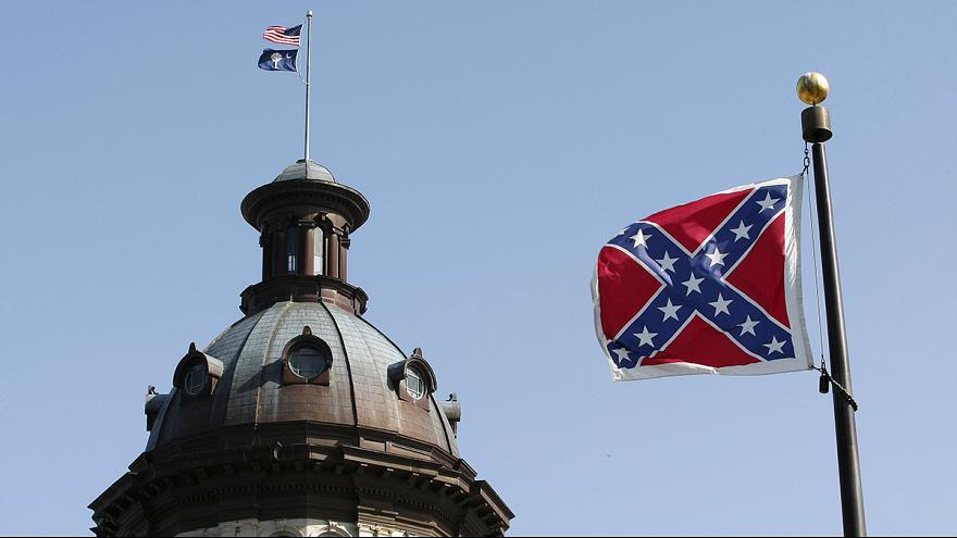South Carolina votes to remove Confederate flag from state building grounds