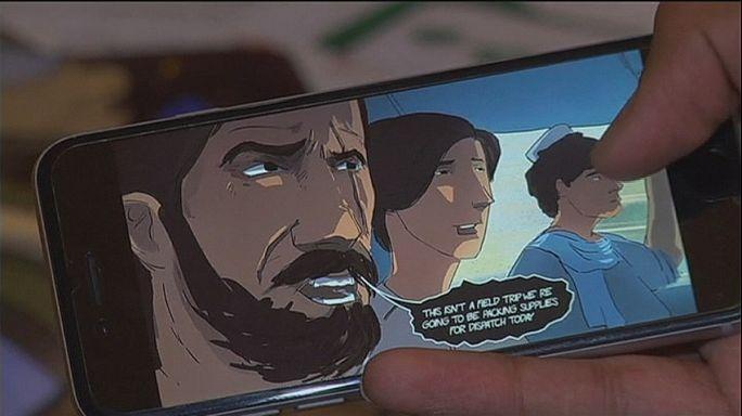 Une bande dessinée contre l'extrémisme au Pakistan