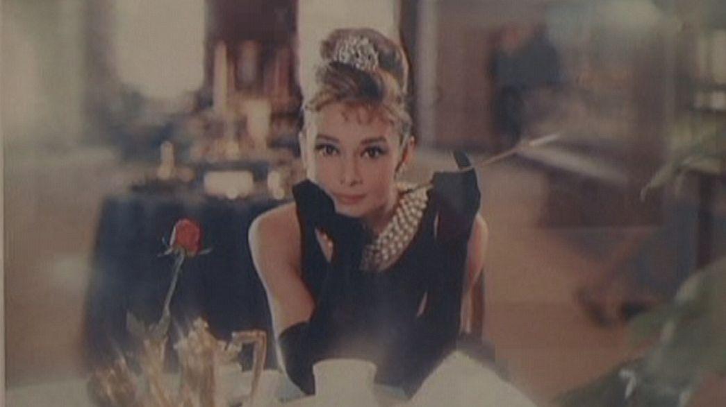 Egy ikon portréi - Audrey Hepburn-kiálllítás Londonban