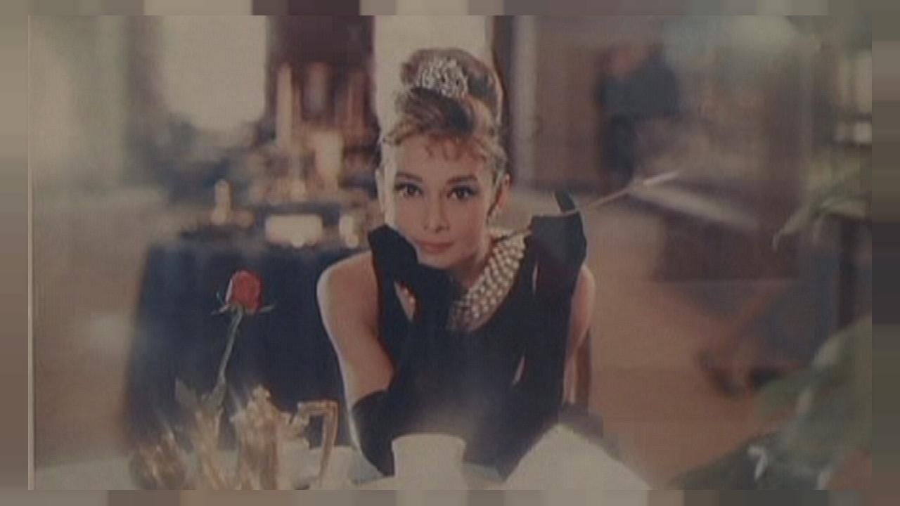 Audrey Hepburn unseen at the National Portrait Gallery