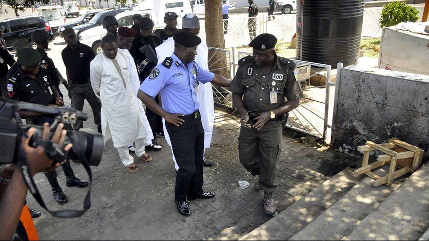 Nijerya'da kanlı saldırıların zanlıları yakalandı