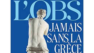 Nouvel Observateur : «Ποτέ χωρίς την Ελλάδα»