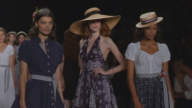 Lena Hoschek, styliste autrichienne inspirée par la Provence