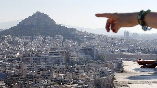Készpénz nélkül is vadul költ a görögök egy része