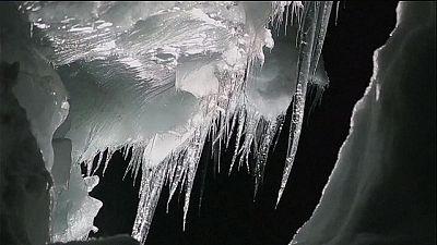 Adentrándonos en las entrañas de un glaciar