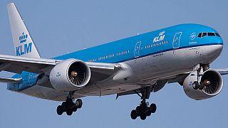 Αναγκαστική προσγείωση στην Πράγα για πτήση της KLM Αθήνα - Άμστερνταμ