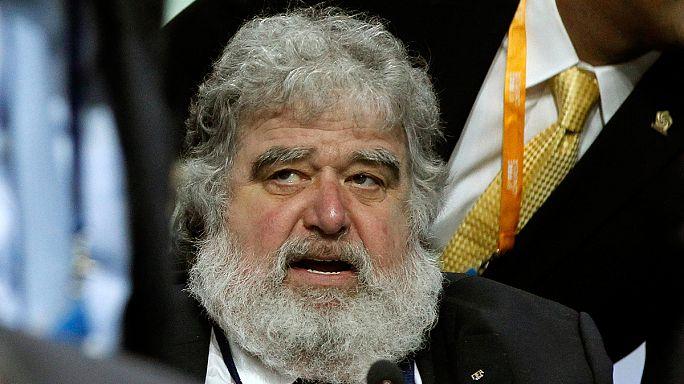 Fifa Blazer'ın cezasını kesti