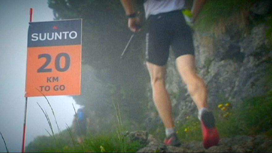 Four Trails Yarışı'nda ilk gün