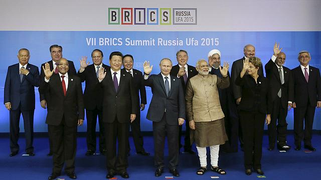BRICS group of emerging economies launch development bank