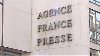 Γαλλία: Συνεχίζεται η απεργία στο AFP