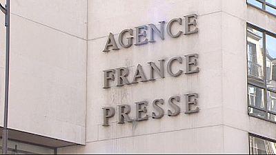 Trabalhadores da AFP em greve